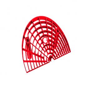 Стиральная доска красная GRIT GUARD Washboard 235664